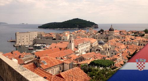 Kroatien bild för landningssida