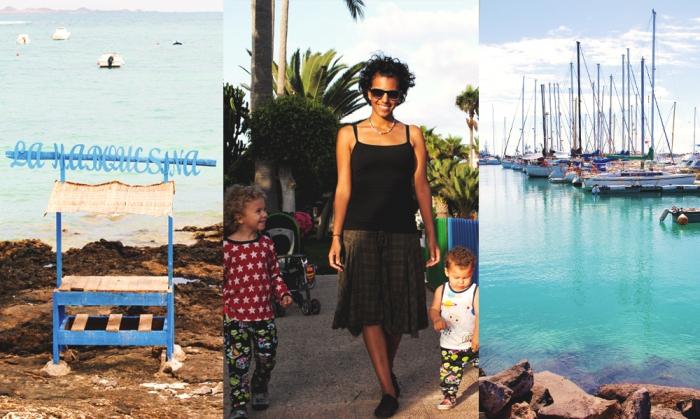Kollage Fuerteventura