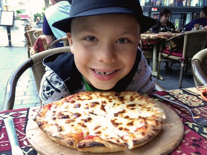 Turkisk pizza
